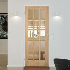 2 Panel Glazed Interior Door Internal Doors Interior Doors Diy At B U0026q