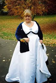 wedding dress for plus size women real photo pictures