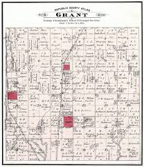 Richland Washington Map by Kansas History And Heritage Project Republic Co Maps