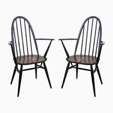 Windsor Armchairs Windsor Bow Top Chairs By Lucian Ercolani For Ercol 1960s Set Of
