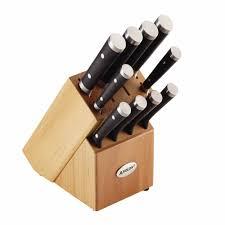 anolon kitchen knives anolon cutlery 11 knife set 51020 anolon com