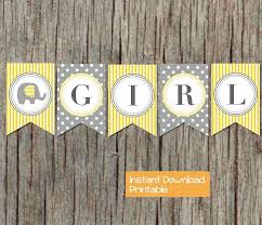 yellow and grey baby shower decorations yellow grey baby shower decorations by bumpandbeyonddesigns on zibbet
