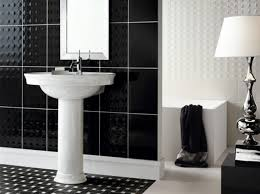 Bathroom White And Black - optronk home designs page 2