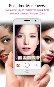 make up artist app youcam makeup selfie magic makeover android apps on