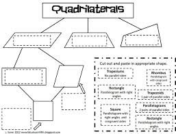 worksheets on quadrilaterals free worksheets library download