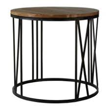 round industrial side table most popular industrial side tables for 2018 houzz uk
