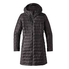 patagonia hooded fiona parka women s black winter coat park2peak