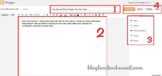 cara membuat blog yang gratis cara membuat blog baru di blogger blogspot gratis terbaru
