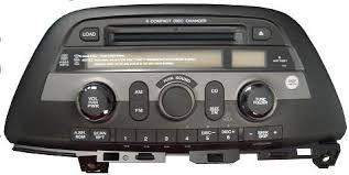 honda odyssey 2005 aux input honda odyssey 2008 cd6 xm radio a420 1xua