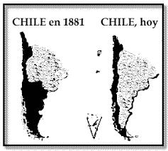 Chilenos reclama la patagonia argentina