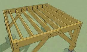 Free Wood Deck Design Software by Decks Com Tub Deck Design And Framing Platform