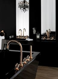 black bathroom decorating ideas 7 surreal black bathrooms that will bring magic into your home