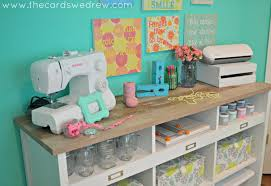 Arts And Crafts Room Ideas - craft room storage solutions with sauder the cards we drew