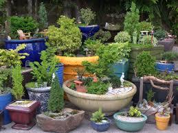 mini garden landscape design preparing for winter in the miniature