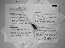 sample of swot analysis report swot analysis development impact and you swot analysis as a self evaluation exercise
