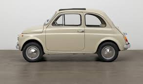 fiat 500 the fiat 500 acquired by the museum of modern art in new york