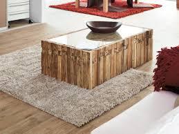 Wohnzimmertisch Holz Quadratisch Couchtisch Mit Glasplatte Zum Dekorieren Perfect Tolles