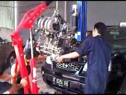 fix laying engine nissan xtrail