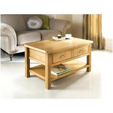 Coffee Table Rounded Edges Oak Coffee Table Theoneart Club