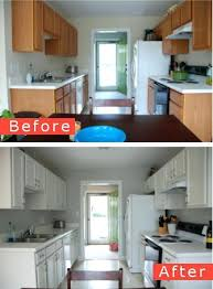 Painting Old Kitchen Cabinets White by Painting Old Kitchen Cabinets Before And After Black Painted