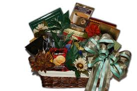 chagne gift basket seasons change