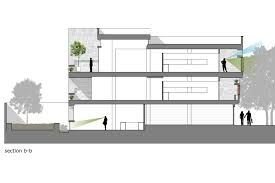 beautiful sections on pinterest architectural drawings section
