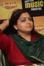 Hot Images Of Kushboo - picture 256921 actress kushboo at radio mirchi tamil music