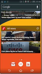 news widgets for android top 6 android widgets to kick start your day