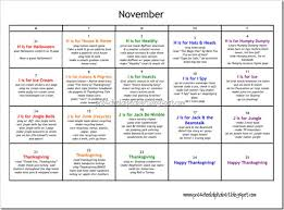collections of monthly activities amp lessons wedding ideas