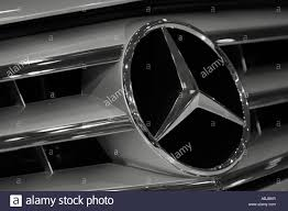 mercedes benz logo mercedes benz logo star emblem on a grill of mercedes sl luxury