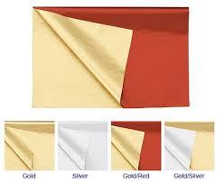 gift paper tissue sided metallic tissue paper metallic tissue paper tissue