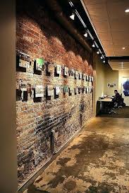 exposed brick wall lighting brick wall lighting wall gallery inspiration floating gallery