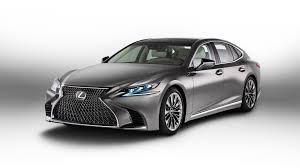 lexus hatchback 2018 2018 lexus ls starts at 75 000 the drive