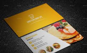 25 creative restaurant business card templates psd indesign