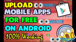how to app on android how to upload android app or update app on play store