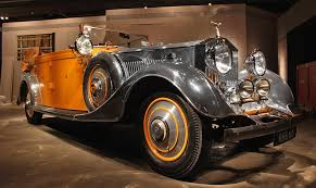 rolls royce roadster model masterpiece rolls royce phantom ii premier financial services
