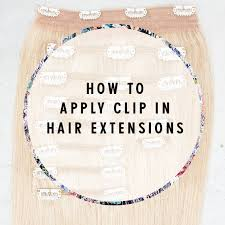 clip in hair extensions for hair how to apply clip in hair extensions hair extensions hair