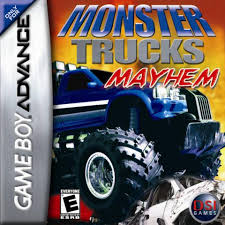 monster truck video game monster trucks mayhem game giant bomb