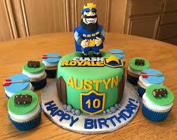 Dragon Ball Z Cake Decorations by Clash Royale Cake My Cake U0027s Pinterest Clash Royale