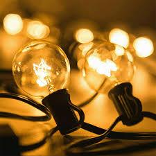Where To Buy Patio Lights Aliexpress Buy Patio Lights G40 Globe String