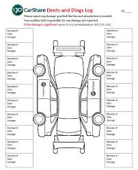 car damage report template stunning vehicle damage diagram pictures inspiration electrical