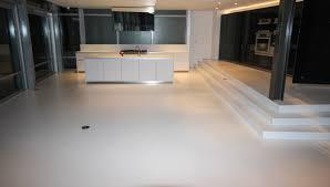 Epoxy Flooring Manhattan White Epoxy Floor Decocrete Llc Self Leveling