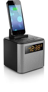 Radio Microphone Talk And Music About Clock Radio Ajt3300 37 Philips