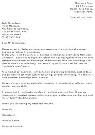 engineering cover letter example john smith quality engineer