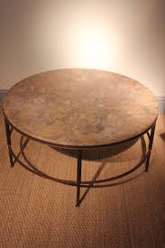 stylish 1950s french marble top brass coffee table furniture