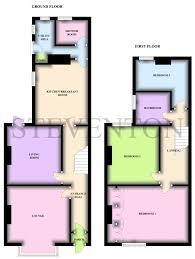 3 bedroom mid terraced house in 5 alexandra road wolverhampton wv4