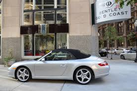 gold porsche convertible 2006 porsche 911 carrera stock m159a for sale near chicago il
