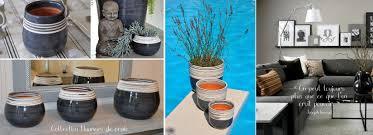 decoration avec des pots en terre cuite les poteries d u0027albi fabricant français de poteries en terre
