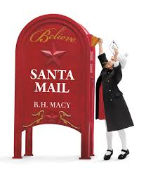 letters to santa mailbox december 9th 2011 is macy s national believe day