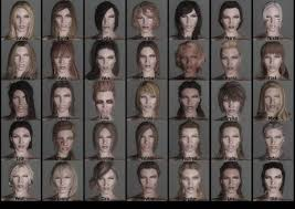 best hair mod for skyrim improved npc overhaul at skyrim nexus mods and community